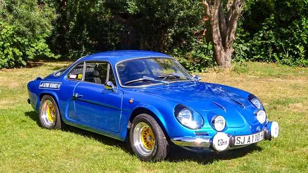 1975 Renault Alpine A110 LHD For Sale (picture 3 of 124)