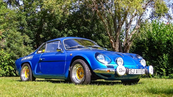 1975 Renault Alpine A110 LHD For Sale (picture 13 of 124)