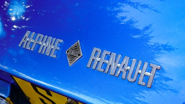 1975 Renault Alpine A110 LHD For Sale (picture 58 of 124)