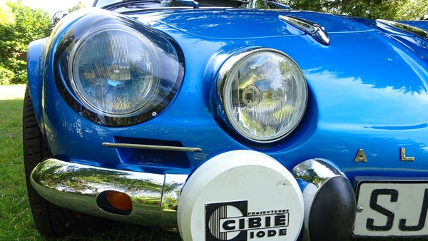 1975 Renault Alpine A110 LHD For Sale (picture 76 of 124)