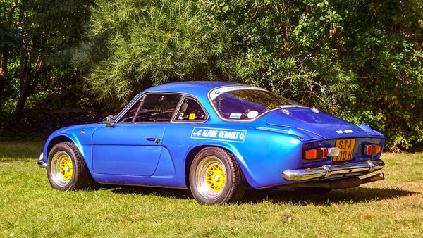 1975 Renault Alpine A110 LHD For Sale (picture 12 of 124)