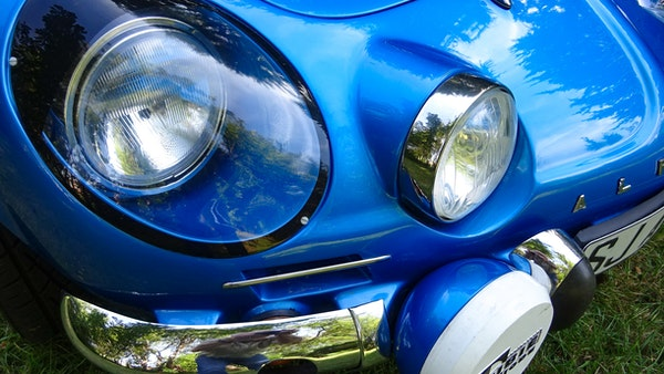 1975 Renault Alpine A110 LHD For Sale (picture 79 of 124)