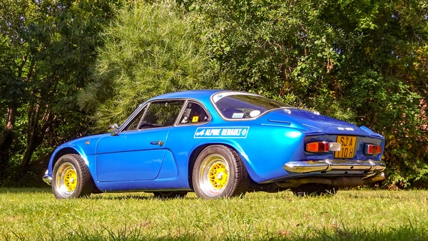 1975 Renault Alpine A110 LHD For Sale (picture 11 of 124)