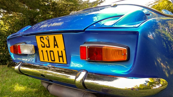 1975 Renault Alpine A110 LHD For Sale (picture 53 of 124)