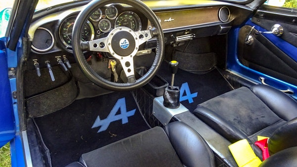 1975 Renault Alpine A110 LHD For Sale (picture 28 of 124)