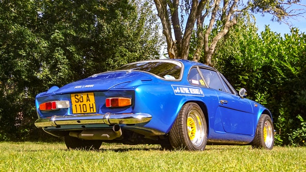 1975 Renault Alpine A110 LHD For Sale (picture 16 of 124)