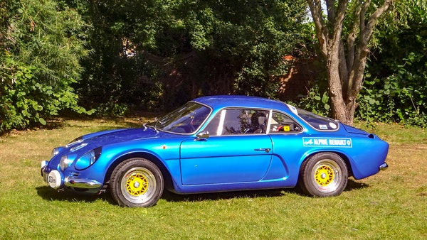 1975 Renault Alpine A110 LHD For Sale (picture 9 of 124)