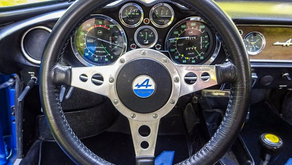 1975 Renault Alpine A110 LHD For Sale (picture 31 of 124)