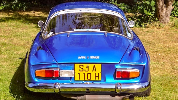1975 Renault Alpine A110 LHD For Sale (picture 14 of 124)