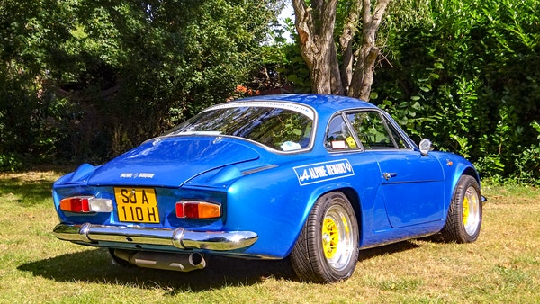 1975 Renault Alpine A110 LHD For Sale (picture 17 of 124)