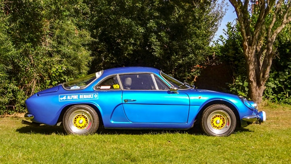 1975 Renault Alpine A110 LHD For Sale (picture 22 of 124)