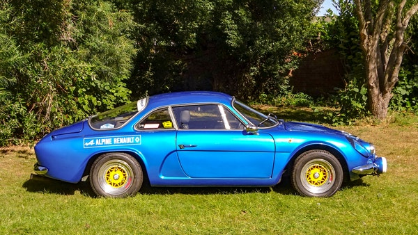 1975 Renault Alpine A110 LHD For Sale (picture 20 of 124)
