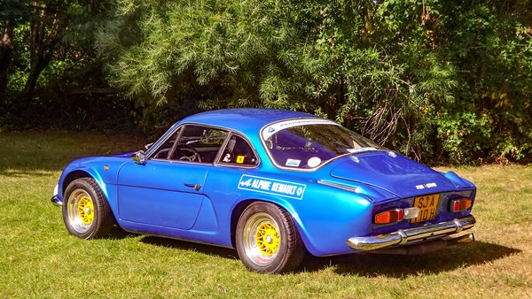 1975 Renault Alpine A110 LHD For Sale (picture 23 of 124)