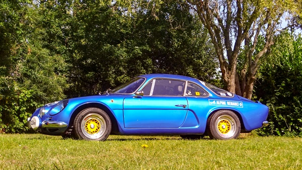 1975 Renault Alpine A110 LHD For Sale (picture 5 of 124)