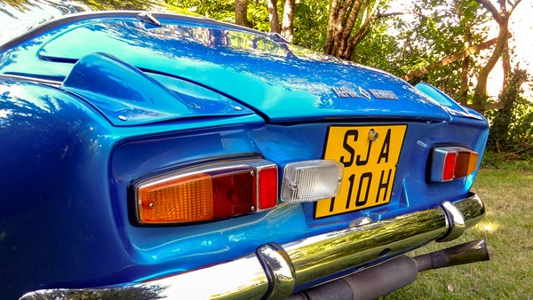 1975 Renault Alpine A110 LHD For Sale (picture 52 of 124)