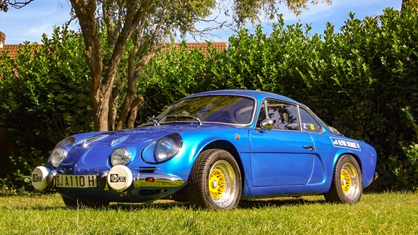 1975 Renault Alpine A110 LHD For Sale (picture 4 of 124)