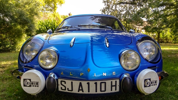 1975 Renault Alpine A110 LHD For Sale (picture 86 of 124)
