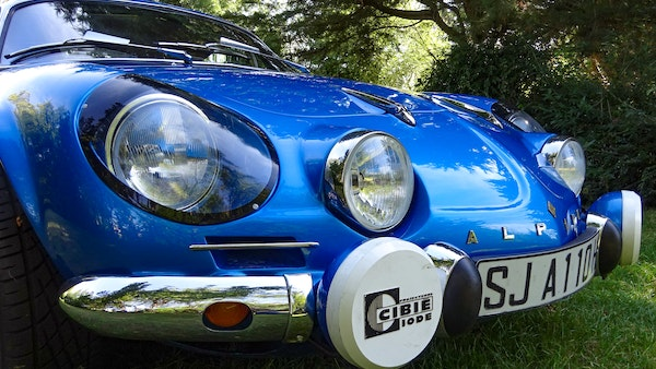 1975 Renault Alpine A110 LHD For Sale (picture 85 of 124)