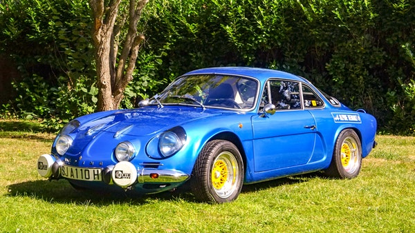 1975 Renault Alpine A110 LHD For Sale (picture 15 of 124)