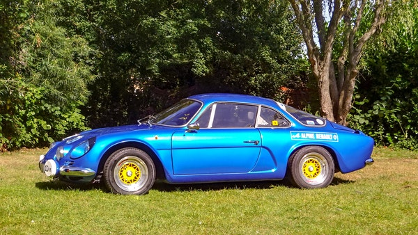 1975 Renault Alpine A110 LHD For Sale (picture 7 of 124)