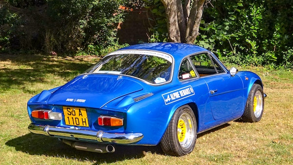1975 Renault Alpine A110 LHD For Sale (picture 18 of 124)
