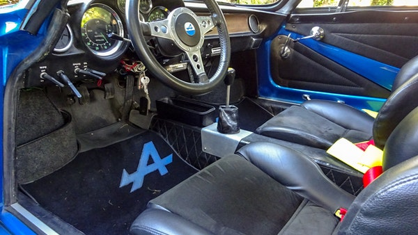 1975 Renault Alpine A110 LHD For Sale (picture 29 of 124)