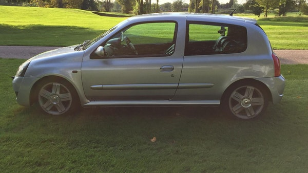 2001 Renaultsport Clio 172 For Sale (picture 6 of 75)