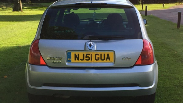 2001 Renaultsport Clio 172 For Sale (picture 9 of 75)