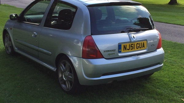 2001 Renaultsport Clio 172 For Sale (picture 10 of 75)