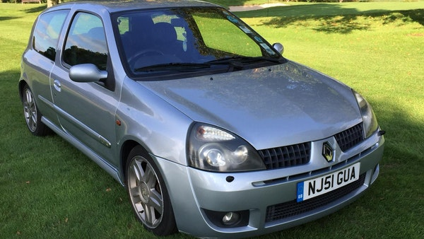 2001 Renaultsport Clio 172 For Sale (picture 1 of 75)