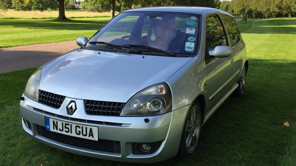 2001 Renaultsport Clio 172 For Sale (picture 3 of 75)