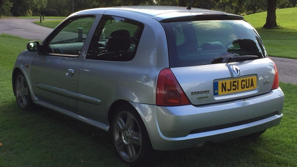 2001 Renaultsport Clio 172 For Sale (picture 12 of 75)