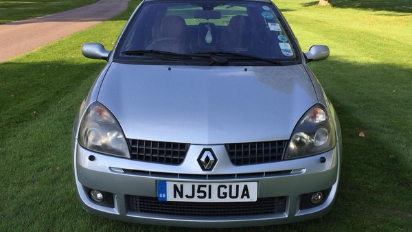 2001 Renaultsport Clio 172 For Sale (picture 4 of 75)