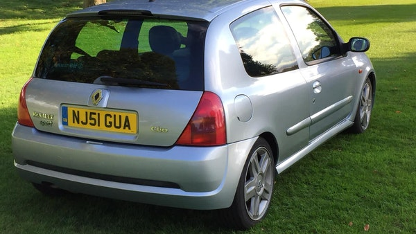 2001 Renaultsport Clio 172 For Sale (picture 8 of 75)