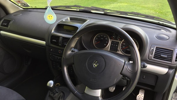 2001 Renaultsport Clio 172 For Sale (picture 22 of 71)