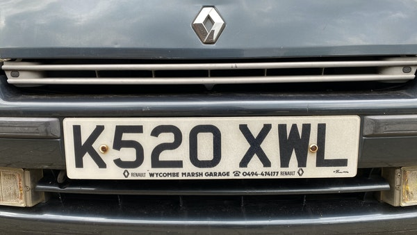 NO RESERVE! - 1993 Renault Clio Baccara For Sale (picture 15 of 221)