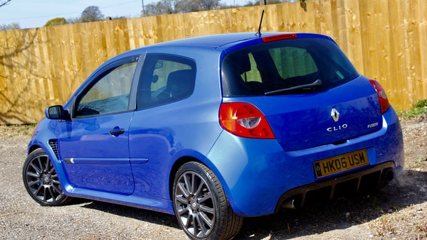 NO RESERVE! 2006 RenaultSport 197 Clio For Sale (picture 7 of 76)