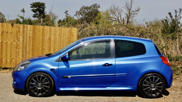 NO RESERVE! 2006 RenaultSport 197 Clio For Sale (picture 5 of 76)
