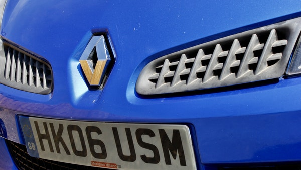NO RESERVE! 2006 RenaultSport 197 Clio For Sale (picture 60 of 76)