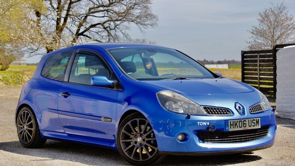 NO RESERVE! 2006 RenaultSport 197 Clio For Sale (picture 10 of 76)
