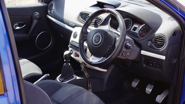 NO RESERVE! 2006 RenaultSport 197 Clio For Sale (picture 39 of 76)