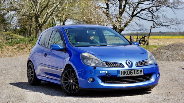 NO RESERVE! 2006 RenaultSport 197 Clio For Sale (picture 14 of 76)