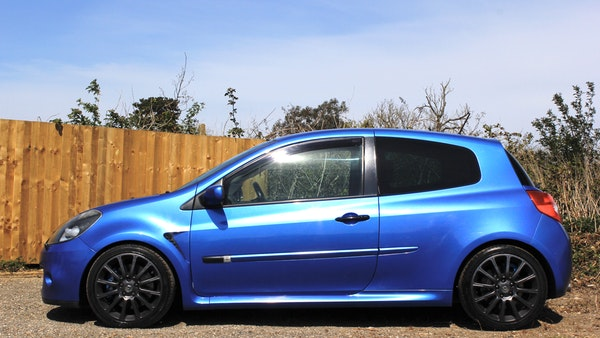 NO RESERVE! 2006 RenaultSport 197 Clio For Sale (picture 6 of 76)