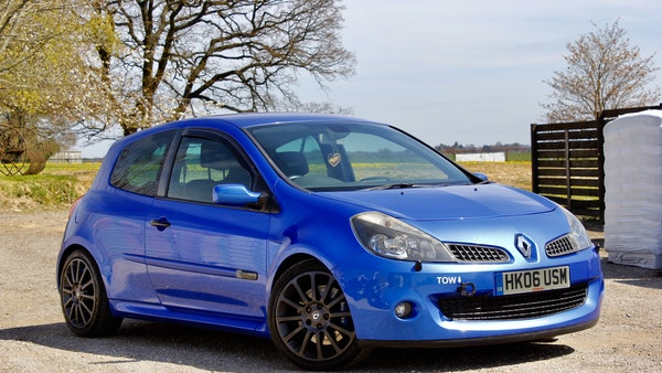 NO RESERVE! 2006 RenaultSport 197 Clio For Sale (picture 11 of 76)