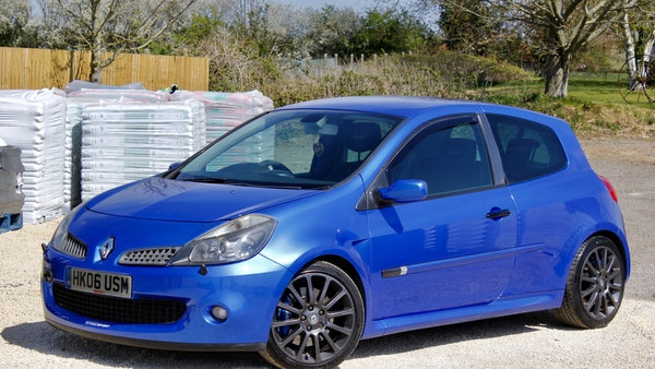 NO RESERVE! 2006 RenaultSport 197 Clio For Sale (picture 18 of 76)