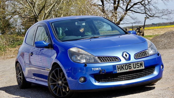 NO RESERVE! 2006 RenaultSport 197 Clio For Sale (picture 15 of 76)