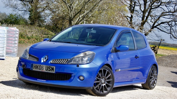 NO RESERVE! 2006 RenaultSport 197 Clio For Sale (picture 17 of 76)