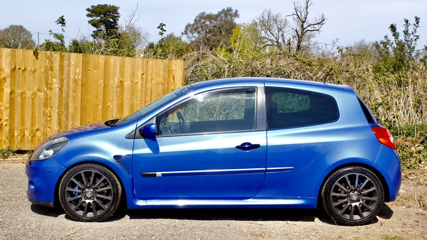 NO RESERVE! 2006 RenaultSport 197 Clio For Sale (picture 3 of 76)