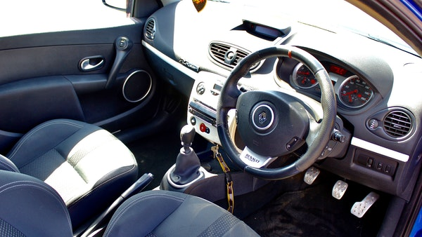 NO RESERVE! 2006 RenaultSport 197 Clio For Sale (picture 42 of 76)