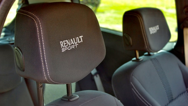 NO RESERVE! 2006 RenaultSport 197 Clio For Sale (picture 38 of 76)